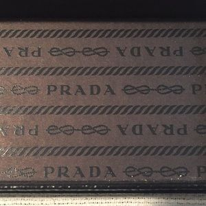 Prada Jewelry - Black PRADA Box